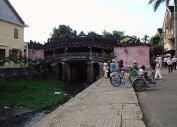 старый японский мост в Хуэ