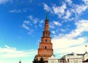 Башня Сююмбике (экскурсионные туры для школьников в Казань из Балашихи)